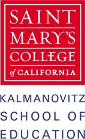 Saint Mary s Logo